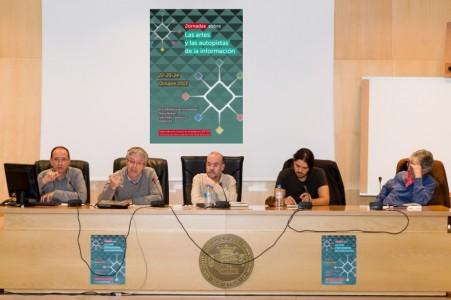 """Mesa redonda: """"La creatividad científica y la creatividad artística"""""""