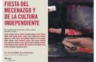 Fiesta del mecenazgo y de la cultura independiente