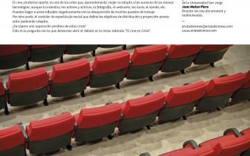 Mesa redonda: El cine en Crisis