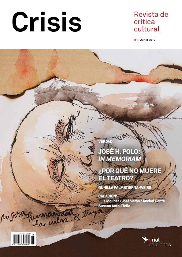 Presentación de Crisis#11 en Huesca