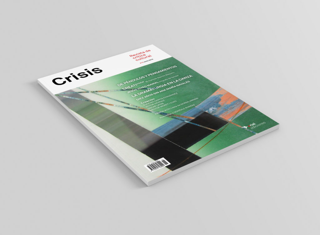 Sobre CRISIS#15 y el fallo del III Premio CRISIS