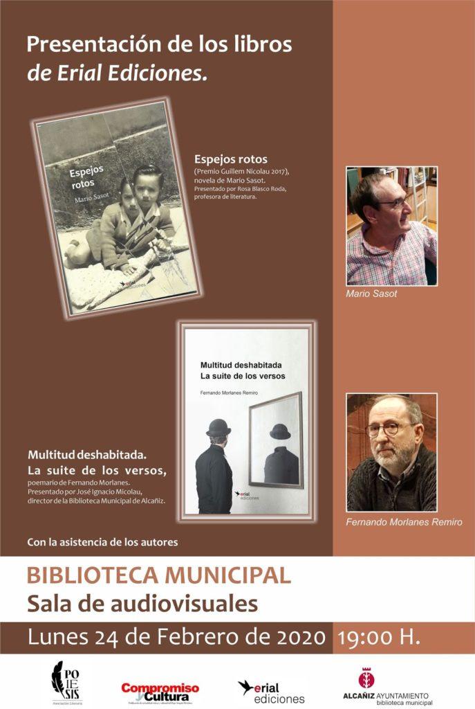 Satisfechos de nuestra jornada en Alcañiz
