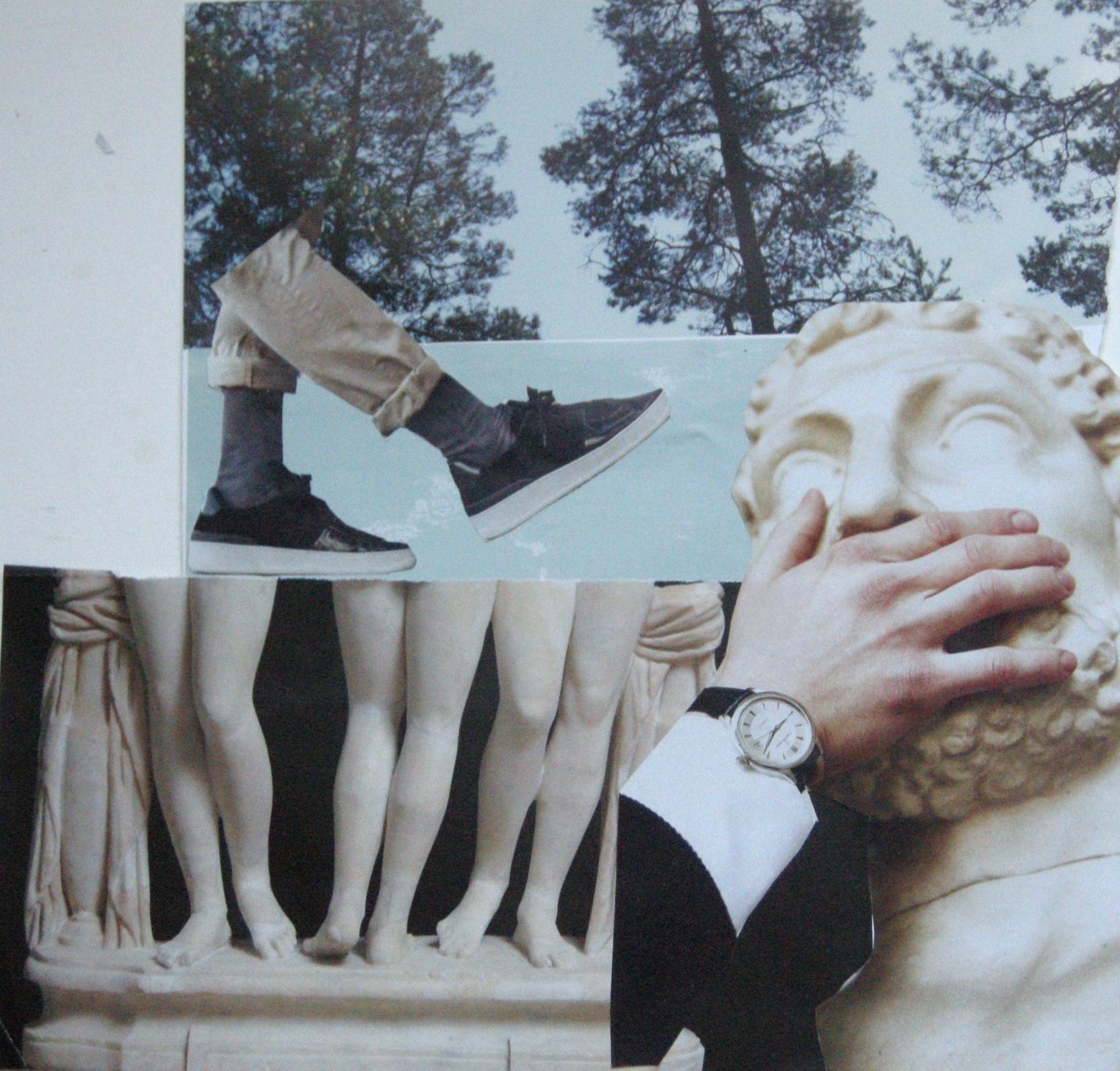 Alegoría de la censura (Julia Dorado)