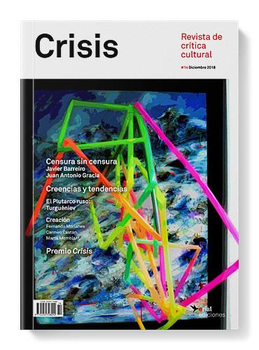 Ya puedes leer CRISIS#14 online