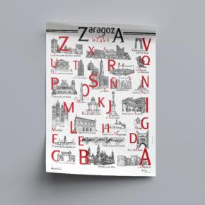 Zaragoza de la Z a la A ya en nuestra tienda online