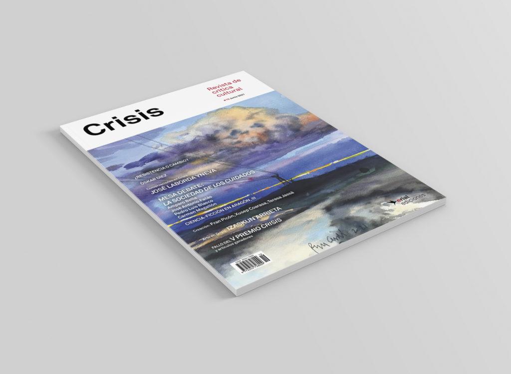 Ya puedes comprar CRISIS#19 en nuestra tienda online